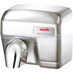 Sensor Händetrockner Starmix ST 2400 ES Stahl matt 2400 W