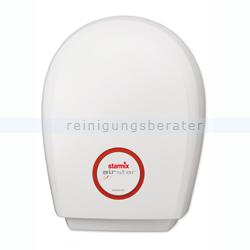 Sensor Händetrockner Starmix TT 1800 E Kunststoff weiß 1800 W