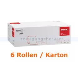 Handtuchrollen KATRIN Classic System M2 2-lagig weiß
