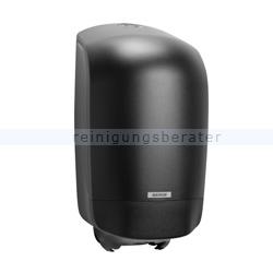 Handtuchrollenspender KATRIN Centerfeed S Kunststoff schwarz