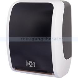 Sensor Handtuchspender Cosmos weiß/schwarz