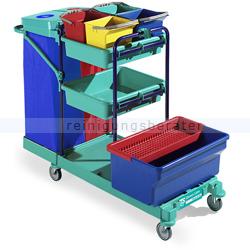 Desinfektionswagen TTS Green 440 blau