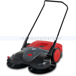 elektrische Kehrmaschine Haaga 697 iSweep Profi Akku