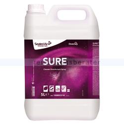 Öko-Flächendesinfektion SURE Cleaner Disinfectant Spray 5 L