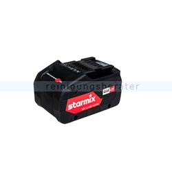 Starmix Akku 18 V 10.0 Ah Li-HD Technology