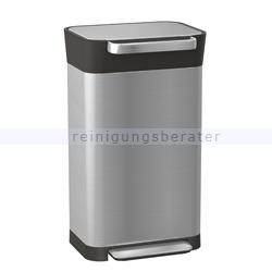 Treteimer Intelligent Waste Titan Matt Edelstahl 30 L