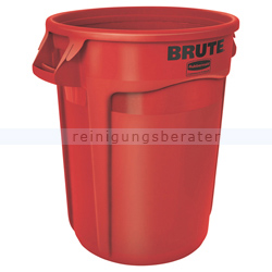 Mülltonne Rubbermaid Brute Container 121 L rot