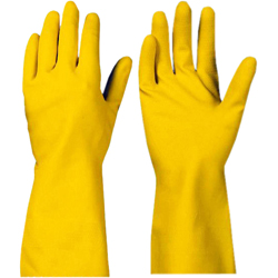 Latexhandschuhe Ampri Clean Comfort S