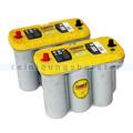 2 Spiralcellbatterien Scheuersaugmaschine Cleanfix RA 431 B