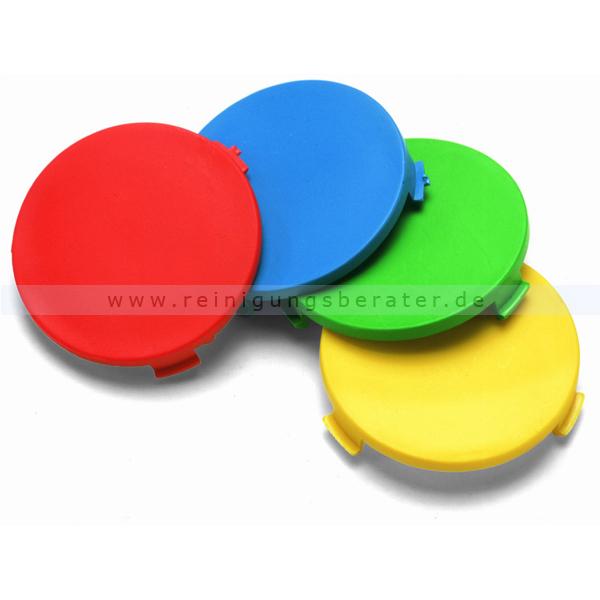 Abfalleinheit Numatic Farbcodierung für Abfalleinheiten gelb passend für alle Abfalleinheiten 62759Y