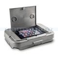 Abfalleinheit Numatic Umbausatz mit Tablet-Staufach, grau