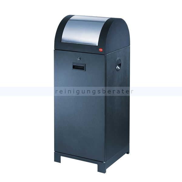 Abfallsammler Hailo ProfiLine WSB design 70 mattschwarz