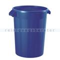 Abfallsammler Rossignol Praktik für Lebensmittel 110L blau