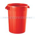 Abfallsammler Rossignol Praktik für Lebensmittel 110L rot