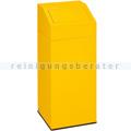 Abfallsammler VAR Wertstoffsammler 45 L gelb