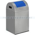 Abfallsammler VAR WSG 40 R silber 43 L enzianblau