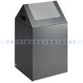 Abfallsammler VAR WSG 40 S antik-silber 43 L silber