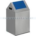 Abfallsammler VAR WSG 40 S silber 43 L enzianblau