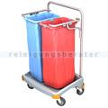 Abfallwagen AquaSplast Abfallsammelwagen I-17