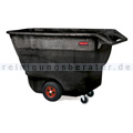 Abfallwagen Rubbermaid Tilt Truck 0,8 m³ Schwarz