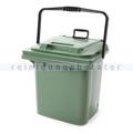 Abfallwagen Sulo Rollbox Abfalleimer Grün
