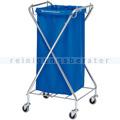 Abfallwagen Vermop Papierwagen X-Form 120 L