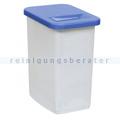 Abfallwagen Zubehör Novocal KB51 Behälter 50 L blau