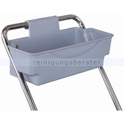 Ablagekorb Floorstar DB 1 B Kunststoff grau