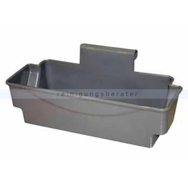 ReinigungsBerater Ablagekorb für Reinigungswagen Doppelfahrwagen Einfahrwagen für die Ablage von Reinigungsmittel und Putzutensilien RMV11.001