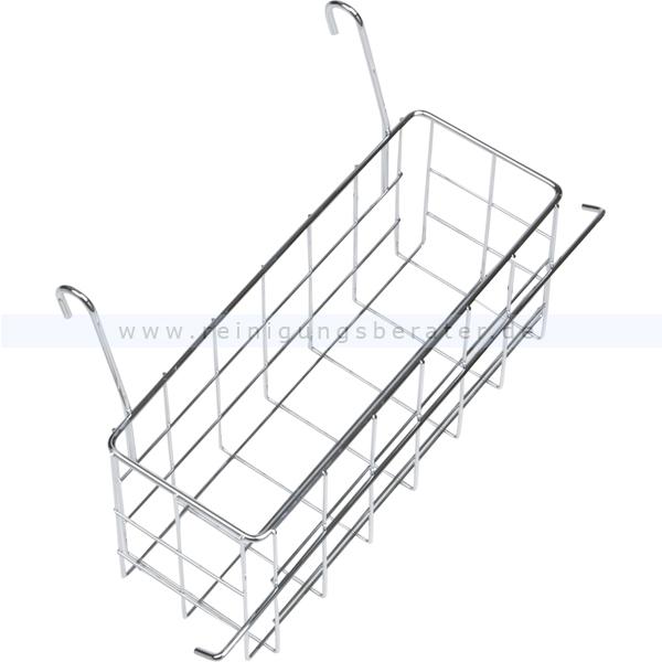 ablagekorb vermop drahtkorb ix f r deichsel verchromt. Black Bedroom Furniture Sets. Home Design Ideas
