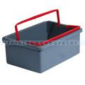 Ablageschale Meiko Utensilienschale 4T HighSelect car grau/rot