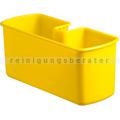 Ablageschale TTS Kunststoffschale, Wanne gelb