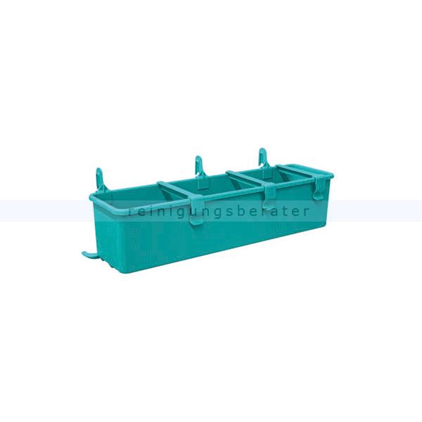 Ablageschale TTS Set inkl. Haken kleine seitliche Schale grün T030325