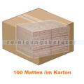Absorptionsmatte PIG® Braune Oil-Only Matte 100 Matten
