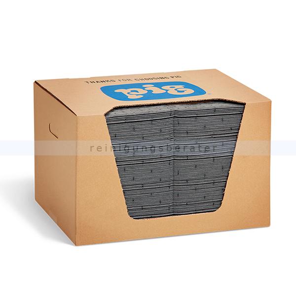 New Pig Absorptionsmatte PIG® Universal Matte im Karton 100 Matten 38 cm x 51 cm MAT240