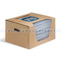 Absorptionsmatte PIG BLUE® Saugmatte im Karton 50 Matten