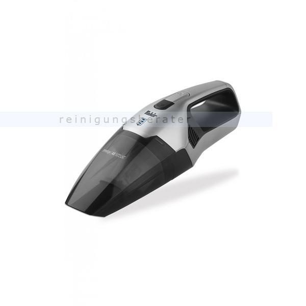 Fakir AS 1072 LNT Akkusauger Nass-/Trockensauger silber ideale Nass-Trocken-Reinigung für den Haushalt 3097003