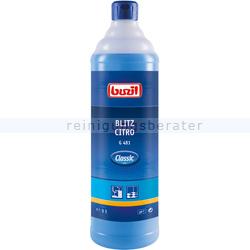 Alkoholreiniger Buzil G481 Blitz Citro 1 L