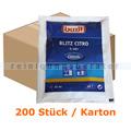 Alkoholreiniger Buzil G481 Blitz Citro 200 x 40 ml im Karton