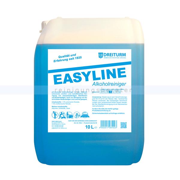 Alkoholreiniger Dreiturm Easyline 10L