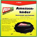 Ameisenköder Reinex Insektenstopp 4er-Pack