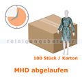 Ampri Besucherkittel Med Comfort dunkelgrün zum binden MHD