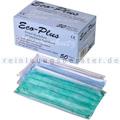 Ampri Mundschutz Eco Plus 3-lagig blau