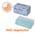 Zusatzbild Ampri Mundschutz Eco Plus 3-lagig lila MHD