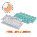 Ampri Mundschutz Med Comfort 2-lagig PP-Vlies MHD