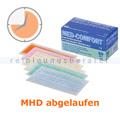 Ampri Mundschutz Med Comfort 3-lagig gelb MHD
