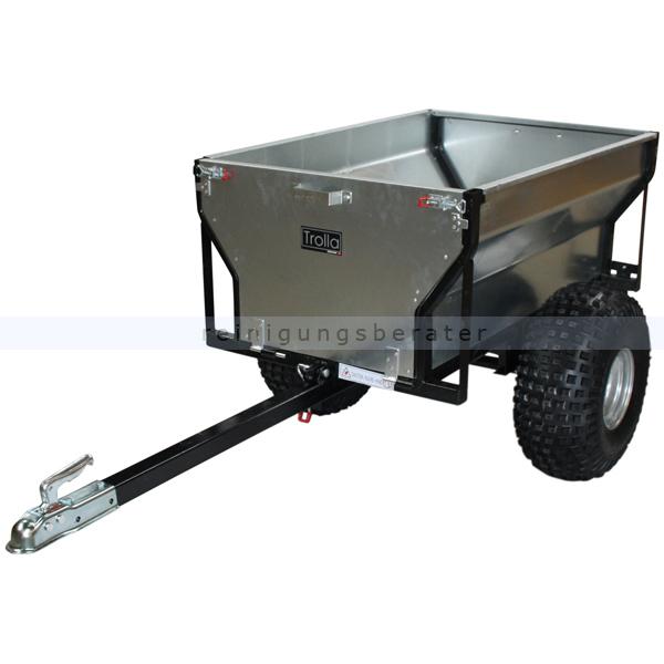 Trolla ATV Anhänger 500 kg Anhänger für ATV mit einer Ladefläche von 1200 x 800x 500 mm 13030