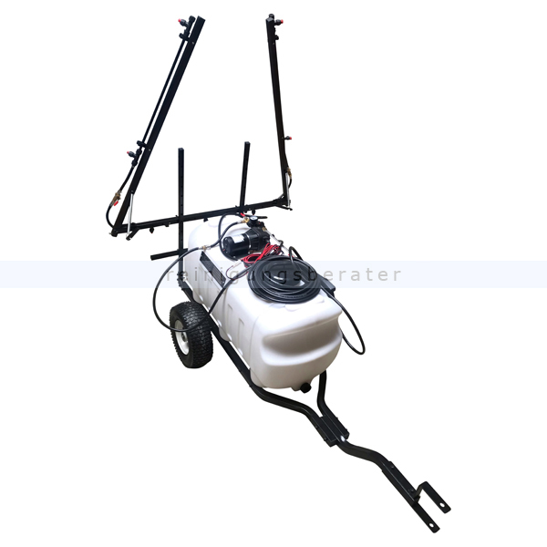 Trolla ATV Sprühwagen und Ausleger 3 Meter Sprühgerät für ATV mit 3 Meter Ausleger 13038