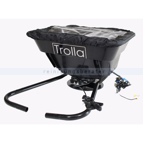 Trolla elektrischer Tellerstreuer 36 L Aufsatz Trägerrahmen elektrisch, zum Aufbau auf Trolla System Trägerrahmen 12021