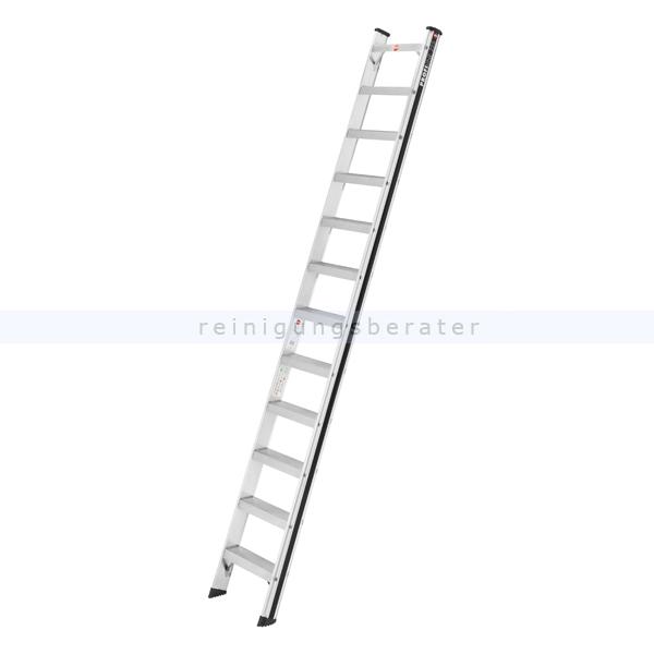 Häufig Anlegeleiter Hailo ProfiLine A 225 Stufenleiter 12 Stufen XB29
